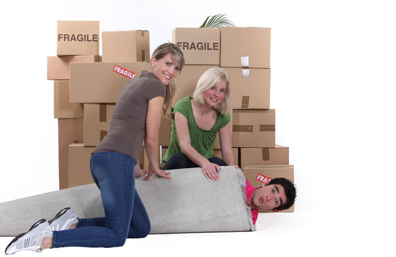 Friends Helping You Move - Moving Services Toronto
