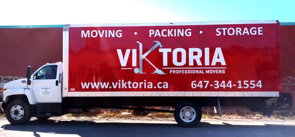 Contact Viktoria Professional Movers