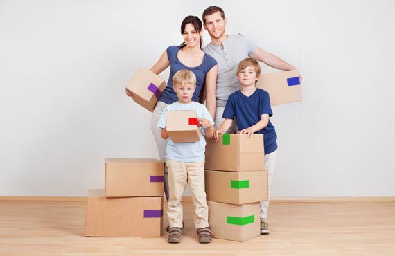 Colour Coding for Residential Moving - Movers Toronto